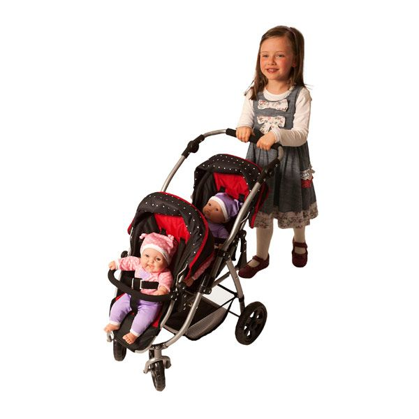 Kate Tandem Pushchair