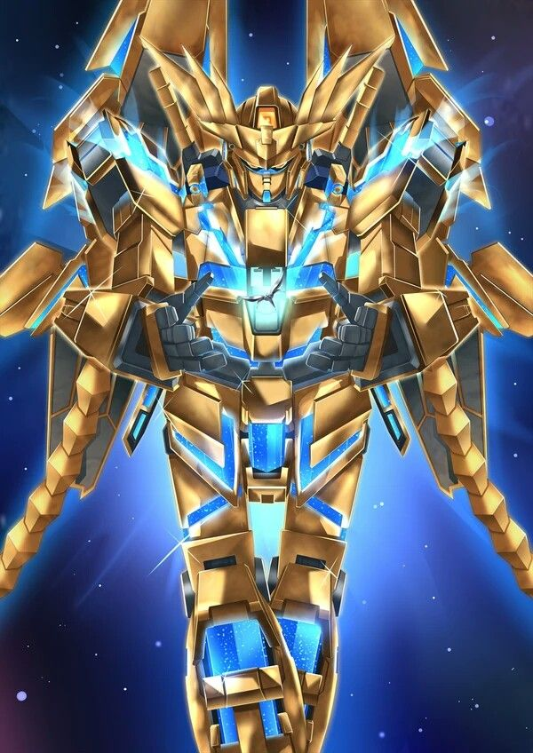 Gundam Phenex Gundam Wallpapers Unicorn Gundam Custom Gundam