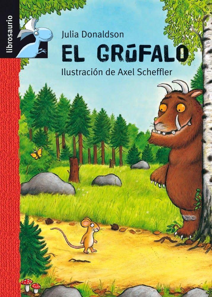 Donde Viven Los Monstruos Lij Selección De Libros Monstruosos El Grúfalo Proyectos De Lectura Lomo De Libro