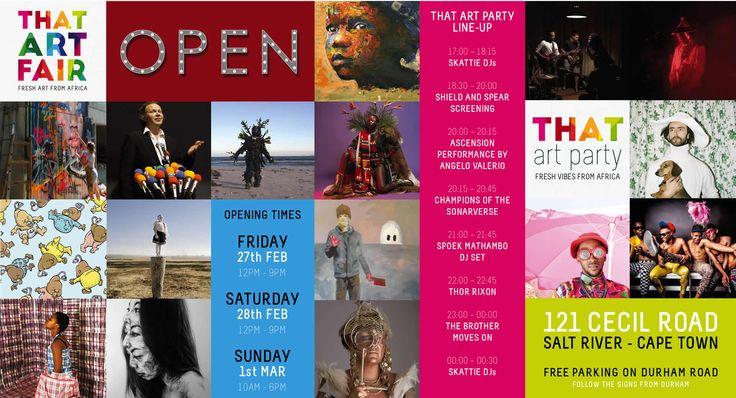 """That Art Fair"" Cape Town 2015   Stephan Welz & Co booth  http://www.thatartfair.com/contact.html"