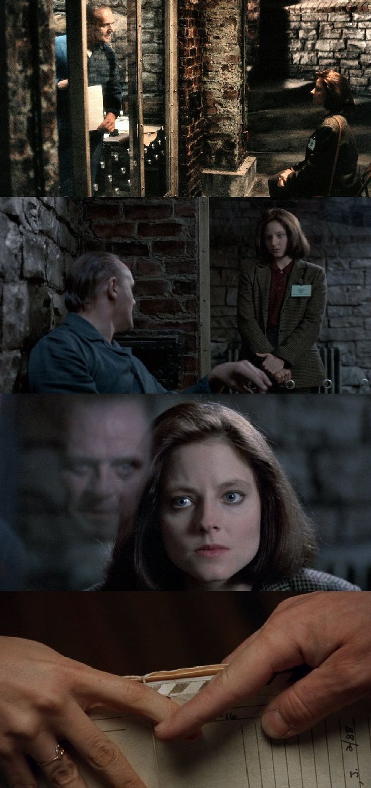 Best Ideas About Clarice Starling On Pinterest Hannibal - Silence of the lambs basement