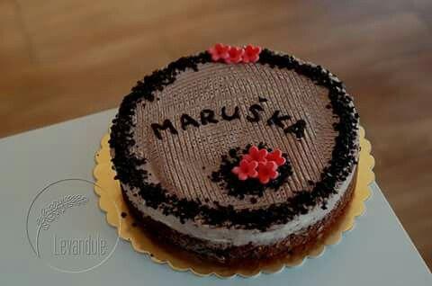 Čokoládový dort, choco cake