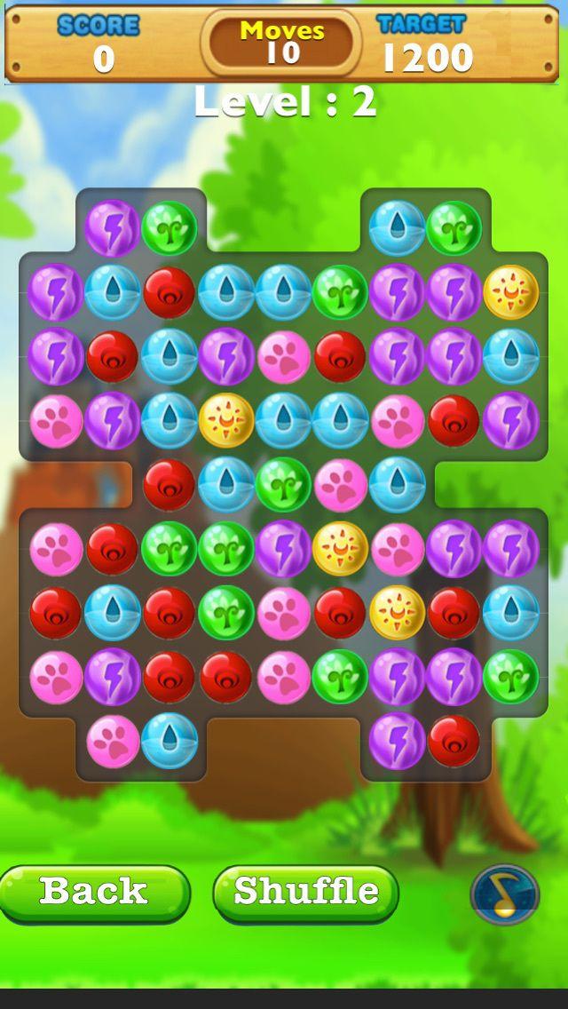 App Shopper: Diamond Bubble Blitz -The Amazing Match 3 Fun Game (Games)