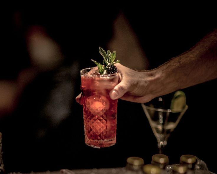 "After a national competition to win a night like no other, Stephen McGonigle of the Players Lounge at London's Playboy Club came in joint second with his cocktail creation ""Sin and Chronic"". Ingredients: 50ml Brockmans Gin 30ml Home-made lemon peel and calvados reduction 25ml Home made blackberry tonic water (cinchona bark, lemon grass, orange peel, home-made …"