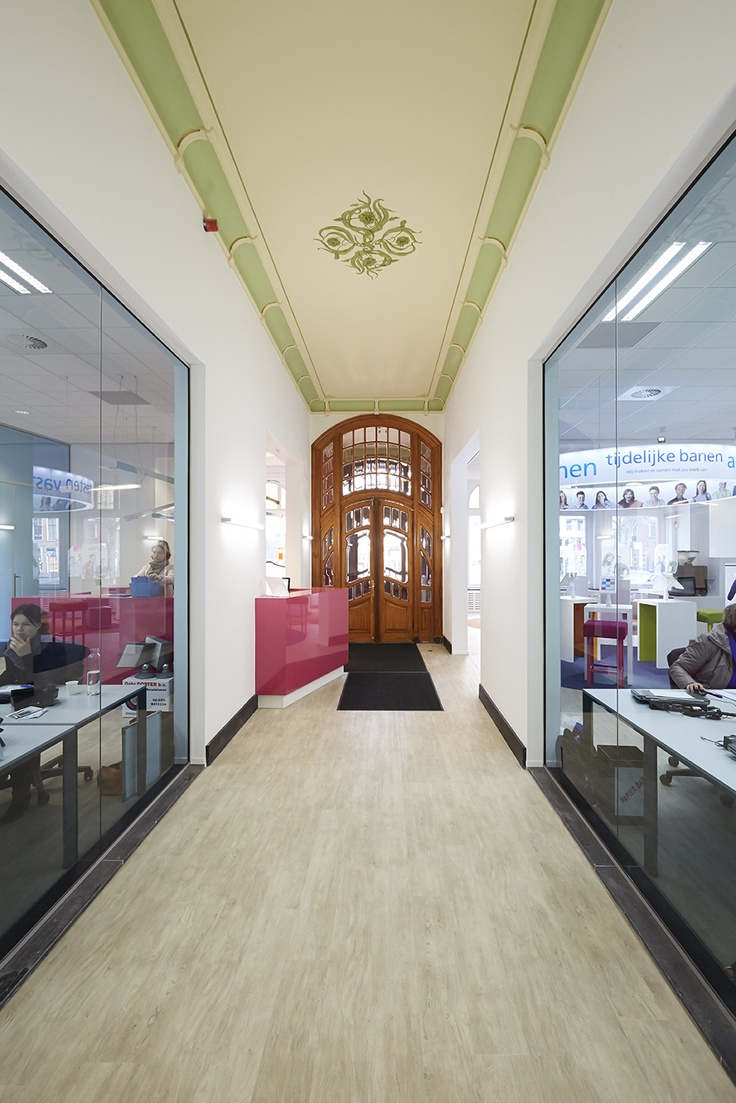 Office building renovation, Randstad Groningen, The Netherlands