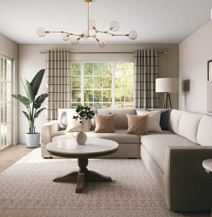 25 Living Room Interior Design Ideas, Design Living Room