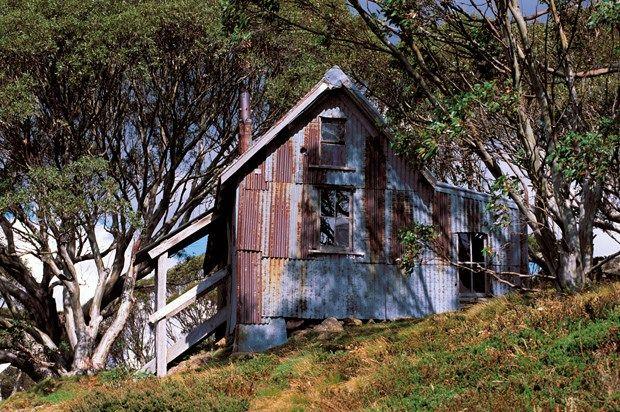 Cope Hut, Alpine National Park in Victoria. Gallery: Huts in the Australian Alps - Australian Geographic