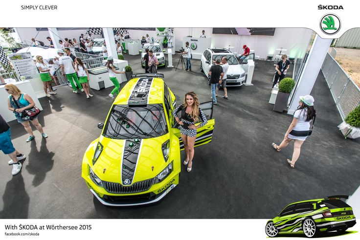"""Motor racing is in our brand's DNA,"" says ŠKODA CEO Prof. Dr. h.c. Winfried Vahland. ""ŠKODA has been at home on the international racing scene for the past 114 years.  During that time, we've had some great success in motorsport. As the 'Mecca' of the tuning scene, the GTI Meeting is a great opportunity to share our racing passion with fans from all over Europe."" #SKODAWoerthersee"