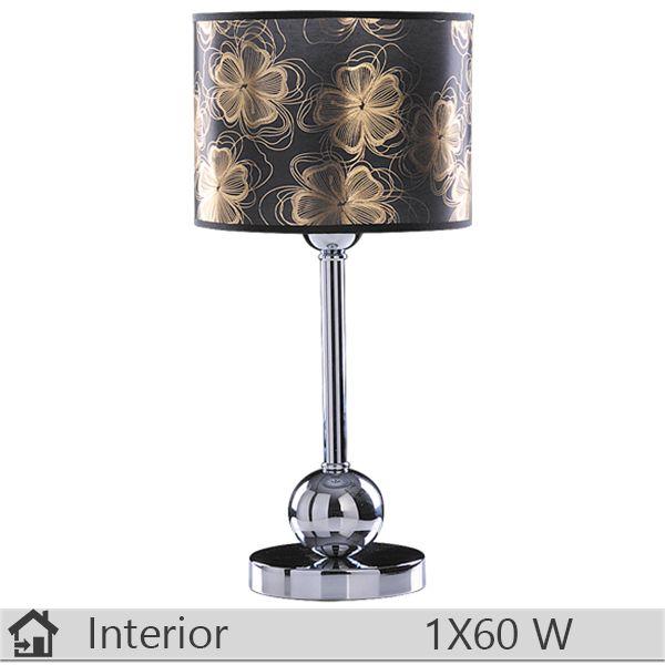 Veioza iluminat decorativ interior Rabalux, gama Tara, model 1966 http://www.etbm.ro/corpuri-de-iluminat