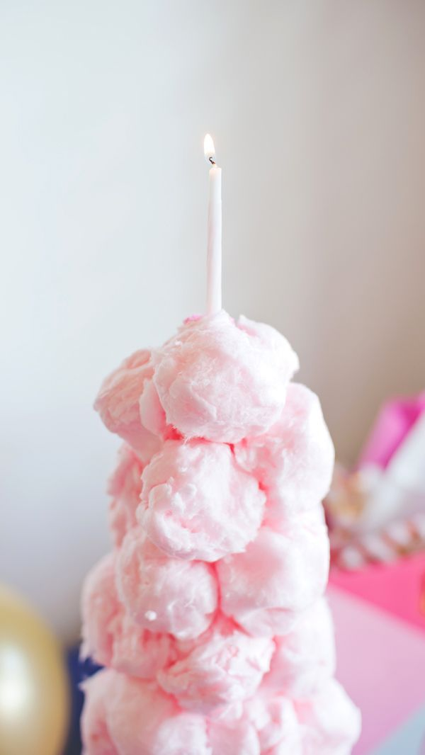 Cotton candy cake  #cake, #birthday #party