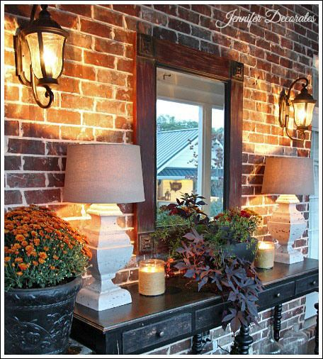 Budget Friendly Fall Decorating Ideas From