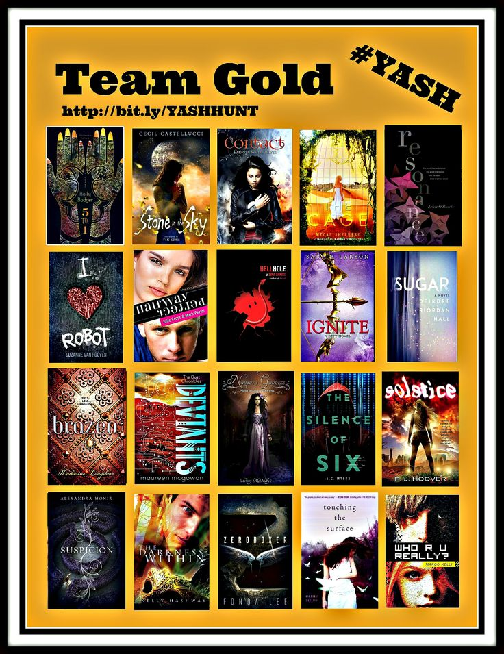 Make sure to check out the 2105 Spring Ya Scavenger Hunt! Suzanne van Rooyen and Amy McNulty are on Team Gold! #YASH