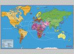5 continents: un projet entier avec biblio et ressources