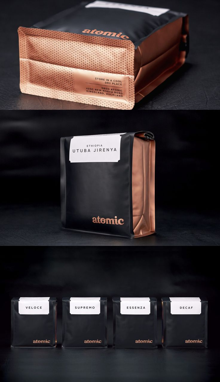 Atomic Coffee by Fuman