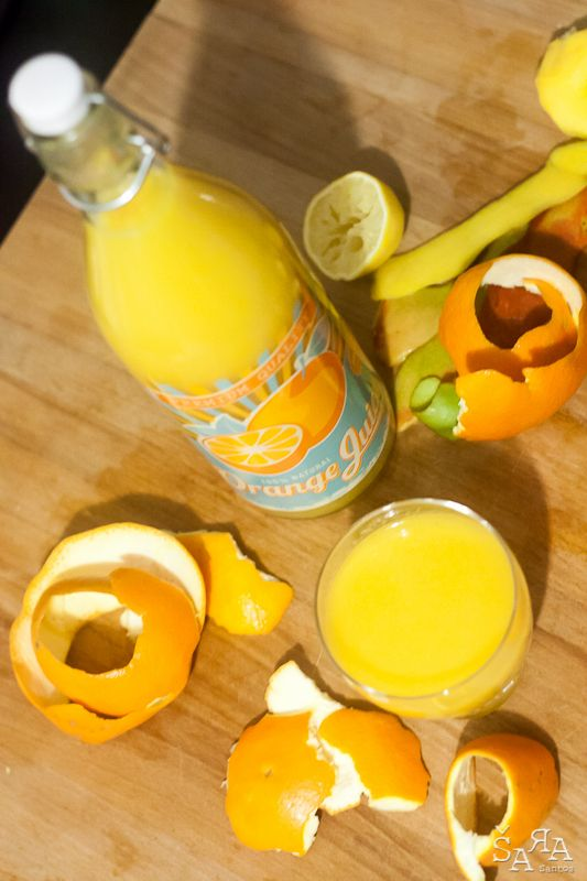 Néctar de Fruta na Bimby