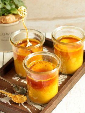 * ほっこり濃厚 ♡ かぼちゃプリン♪ by ♡Alice♪ [クックパッド] 簡単おいしいみんなのレシピが249万品