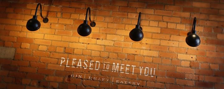 Pleased To Meet You bar and restaurant by Collective Design, Newcastle – UK » Retail Design Blog