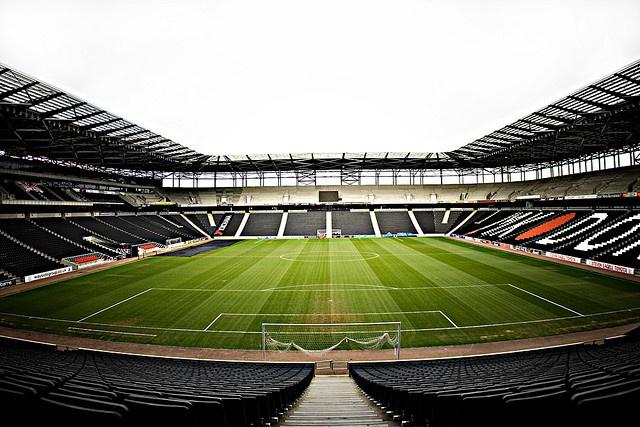 MK Dons, England
