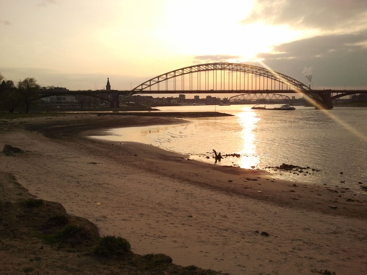 Waalstrand (Nijmegen, Nederland)