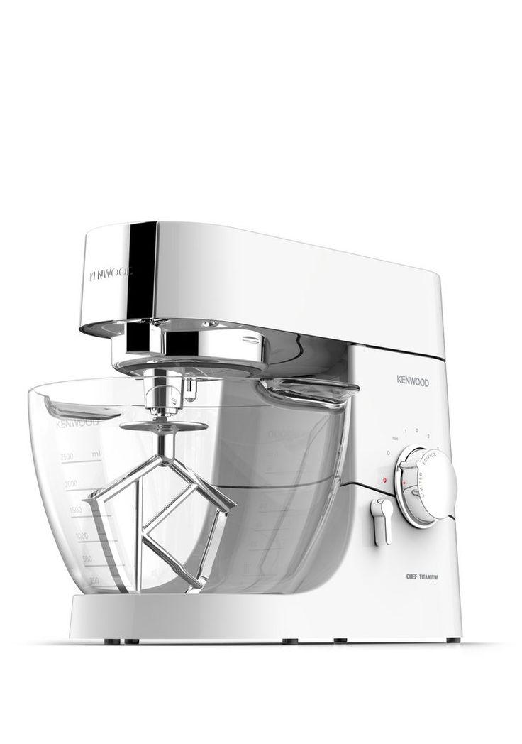 KMC015 CHEF Diamond White | Küchenmaschine | Beitragsdetails | iF ONLINE EXHIBITION