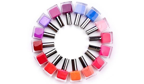 6 Creative And Decorative Ways To Store Your Nail Polish