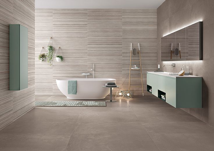 +3 Collection by #viva #emilgroup #tiles #ceramics #floortiles #interiordesign #madeinitaly #architecture #style #papereffect #concreteeffect #home #bathroom #modern