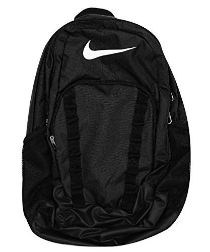 From the 2016 Nike Collection is the Brasilia Backpack! This feature: Three large compartments with zippers to keep items organize and easily accessible adjustable padded shoulder straps for a comfor...