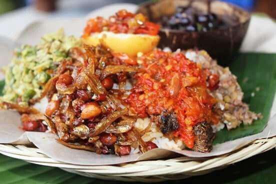 Nasi Bali Be Pindang