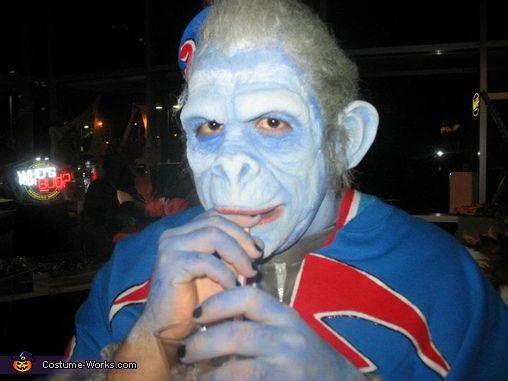 Nikko (Winged Monkey) Wizard of Oz - Halloween Costume Contest via @costumeworks