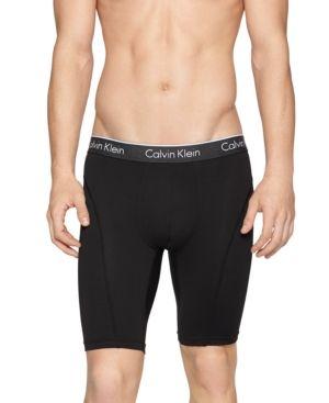 Calvin Klein Air Microfiber Cycle Shorts NB1007 - Bl