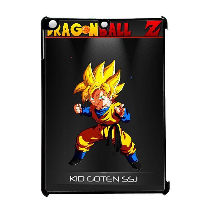 Dragon Ball Z Kid Goten Ssj iPad Pro 12.9 Case Dewantary