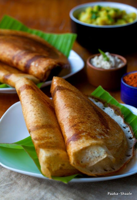 how to make dosa with rice flower