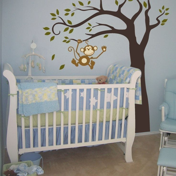77+ Baby Boy Monkey Room Ideas - Best Furniture Gallery Check more at http://www.itscultured.com/baby-boy-monkey-room-ideas/