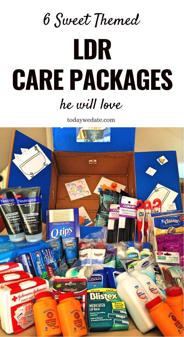 7 Incredibly Heartwarming Care Package Ideas For Long Distance