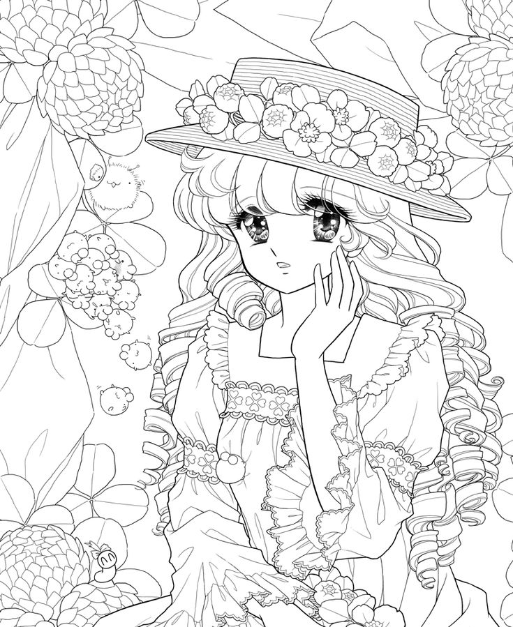 fliss coloring pages - photo#1