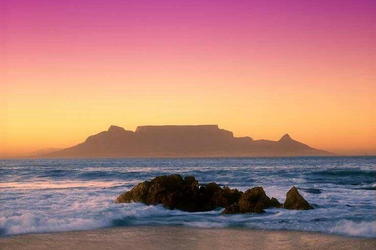 Cape Town sunrise... heaven :)