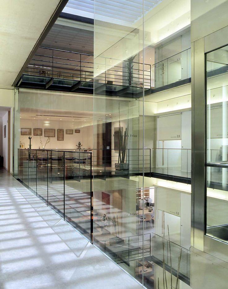 #Interiorismo en espacios de trabajo   Espacios para la productividad con la originalidad de convertirse en únicos #arquitectura #proyectos