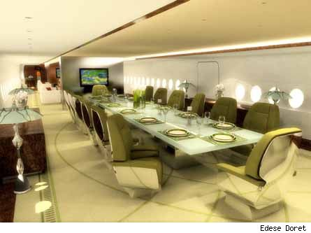 eminem a380 airbus interior - photo #6