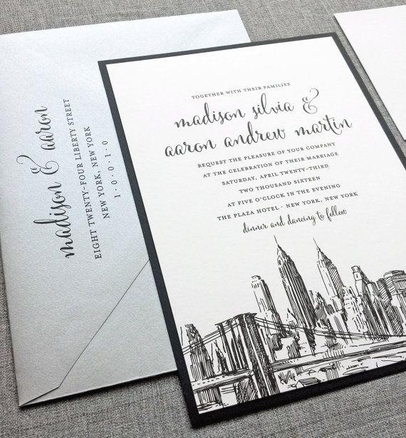 1000 Ideas About Wedding Invitation Samples On Pinterest