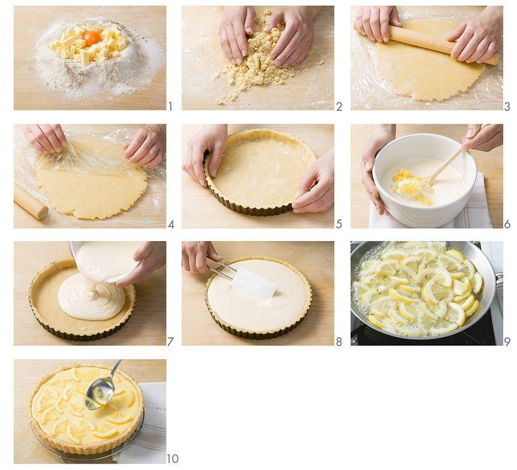 Zitronenkuchen nach italienischer Art - smarter - Zeit: 30 Min. | eatsmarter.de