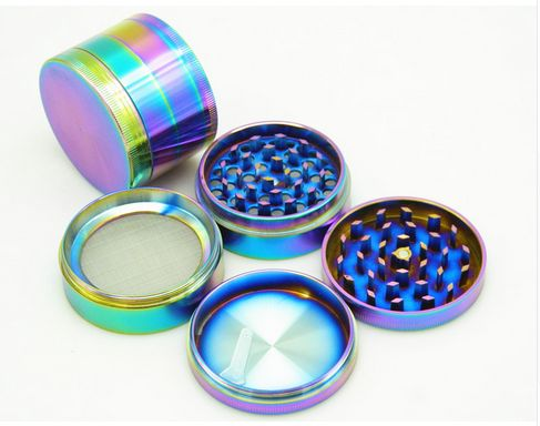 Maaan, I get trippy just by looking at this grinder.. I don't even imagine what would happen if use it for grinding..