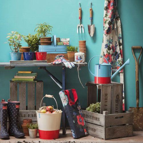 Esenciales para tu jardín