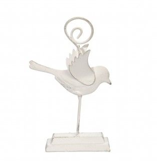 Figurka ptaszek na zdjęcia lub notatki