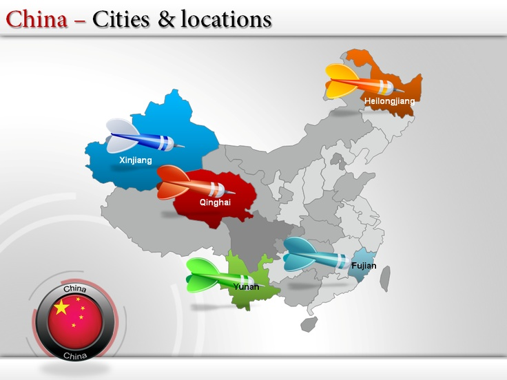 interactive map powerpoint