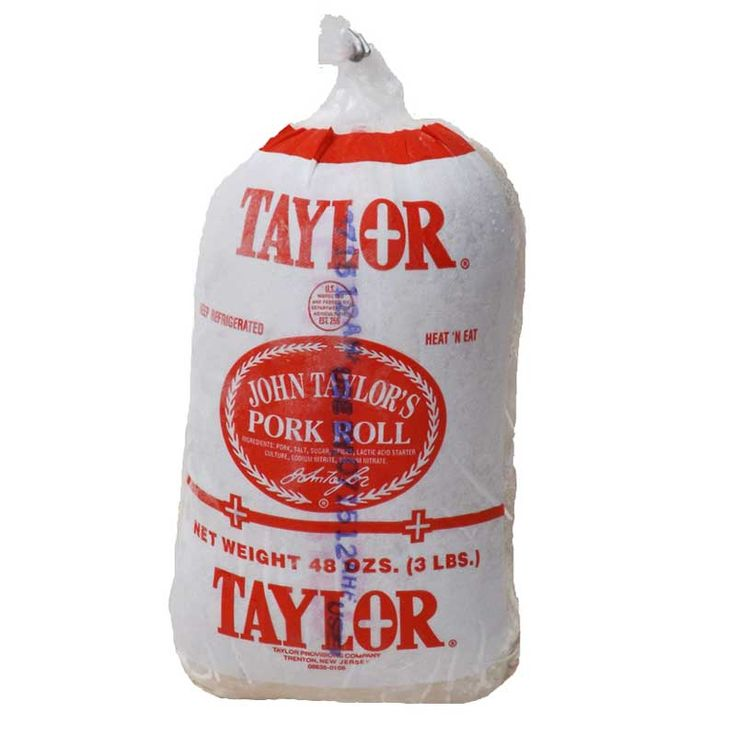 Taylor Ham/Taylors Pork Roll [ JerseyPorkRoll.com ] #recipe #food #delicious