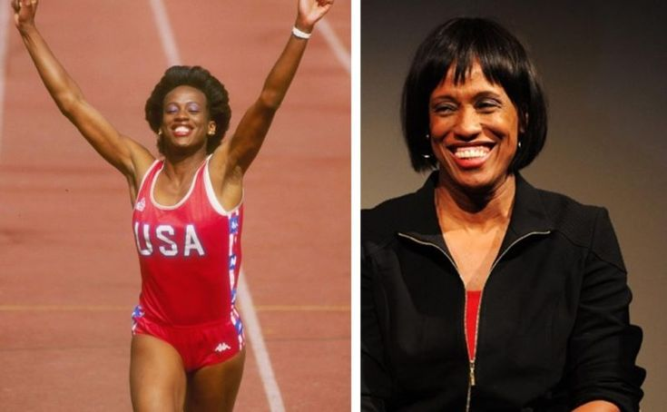 Jacqueline Kersee won three gold medals in the heptathlon, the long jump in the 1988 Seoul Olympics and in the 1992 Barcelona Olympics