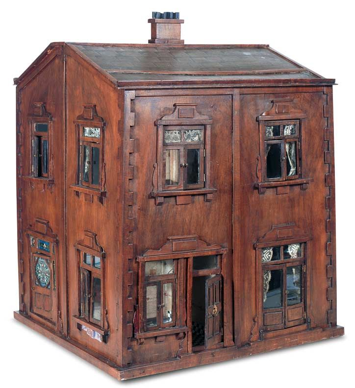 366 best AntiqueVintage Dolls Houses Miniatures images on