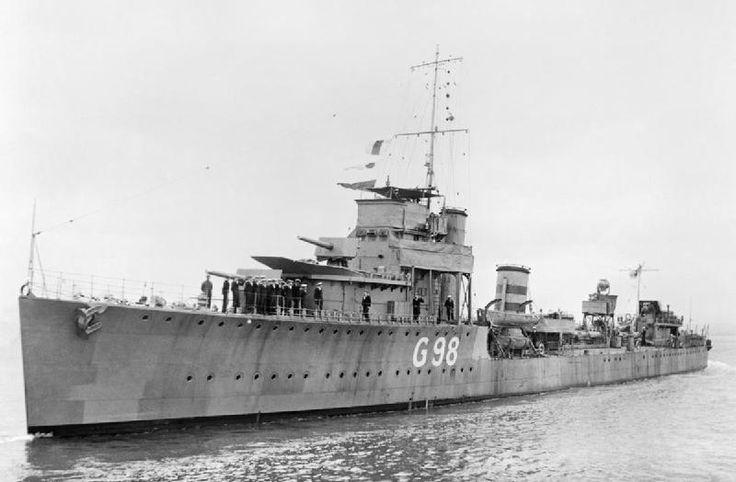 HMS Venomous. Honours and awards: Battle honours for: Atlantic 1940-1943 Dunkirk 1940 Arctic 1942 Malta Convoys 1942 North Africa 1942 Sicily 1943