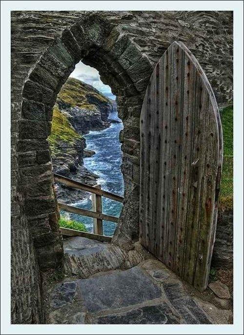 beautiful doorways