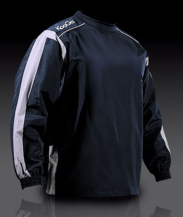 KooGa Vortex Rugby Sports Training Tops in Navy/Grey Sizing: XXXL #KooGa